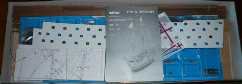 Ship Model Kit Victory 782 Mantua Building Mantua Sergal 782 Hms Victory 1 78 Scale Plank On Frame