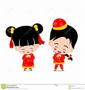 chinese new year outfit clipart - Clipground