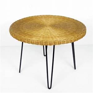 Table Basse Pied Epingle : wundersch nen pied table basse metal id es de conception ~ Dailycaller-alerts.com Idées de Décoration