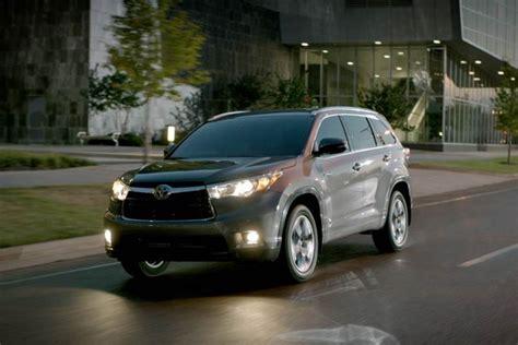 toyota highlander release date  prices  auto suv