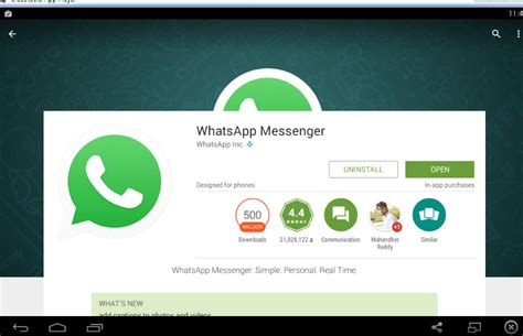 Free Download Whatsapp For Pclaptop Windows 10 8817