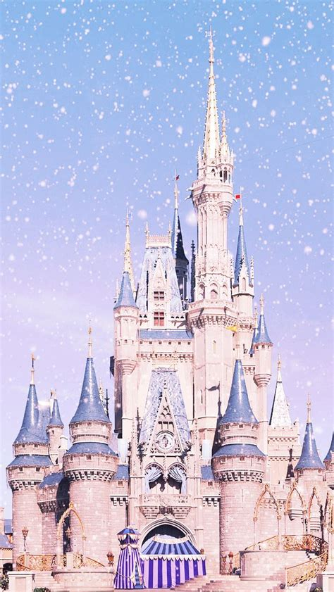 """Christmas & disneyland 4 wallpapers freezewall. """"holiday themed disney world phone backgrounds for @fornhaus """" in 2020 