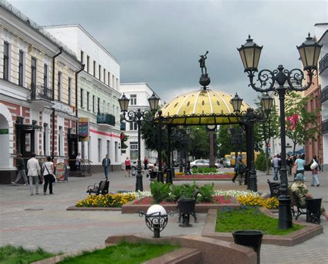 Brest, Belarus City Guide And Datasheet – The Masculine ...