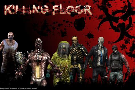 killing floor 2 vs left 4 dead 2 steam workshop killing floor collection