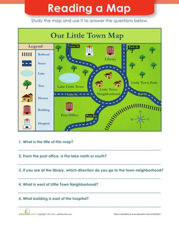 map reading projects to try social studies classroom
