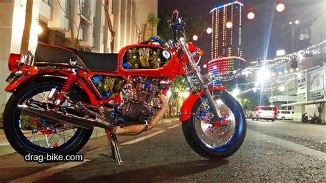 Racer Style Modifikasi by 50 Foto Gambar Modifikasi Honda Cb 100 Klasik Style