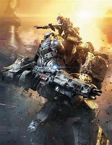 Titanfall hands-on preview: Surprisingly deep robot-on ...