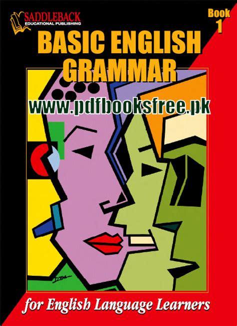 Basic English Grammar Book 1 Pdf Free Download