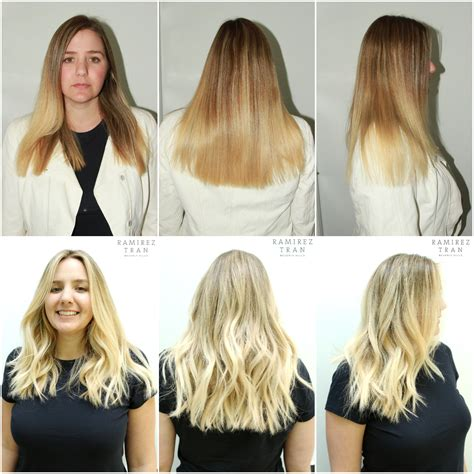 Dying Hair Before Or After Haircut Haircuts Models Ideas