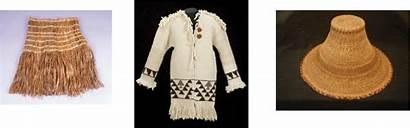 Haida Clothing Salish Traditional Bark Cedar Skirt