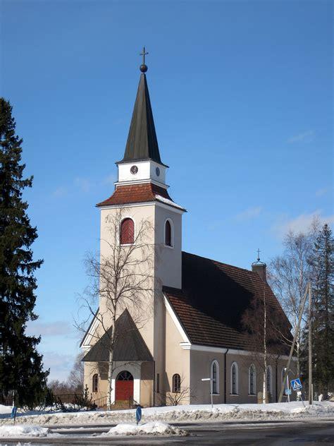 siege d eglise église d 39 alavieska wikipédia
