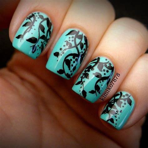 teal nail designs 15 teal nail designs pretty designs