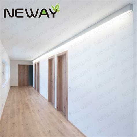 580mm 2260mm led wall grazer linear wall wash led down