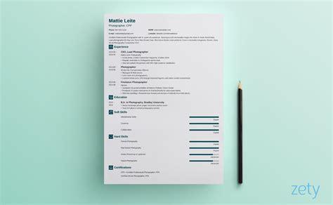 Artsy Resume Templates by 94 Artsy Resume Template Artsy Resume Template Exles