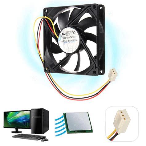 cpu fan cpu fan wiring