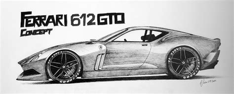 ferrari drawing drawing world with eraser