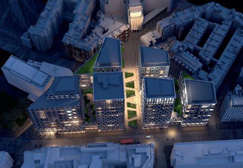 london mayor sinks  scotland yard redevelopment