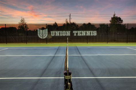union public schools tennis facility flintco
