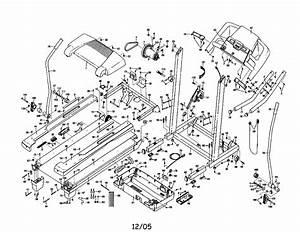 Proform Proform Crosswalk 370e Parts