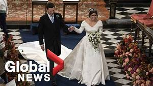 Princess Eugenie, Jack Brooksbank depart after royal ...
