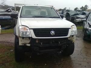 2005 Holden Rodeo Ra Lx  4x4  5 Sp Manual 3 5l Multi Point