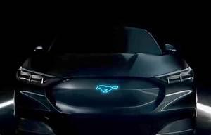 Prix D Une Mustang : une illustration d 39 une ford mustang hybride ~ Medecine-chirurgie-esthetiques.com Avis de Voitures