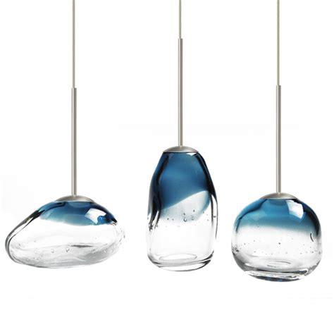 led glass pendant lights modern mini blown glass art led pendant lighting 12103