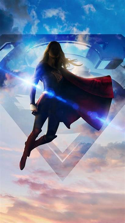 Supergirl Moviemania Above Phone