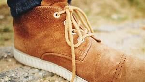 Nettoyer Le Daim : truc express comment nettoyer les chaussures en su dine entretien pinterest ~ Nature-et-papiers.com Idées de Décoration