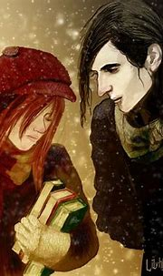 Pin on Snape and Lily