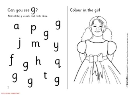 letter g phonics activities and printable teaching resources sparklebox