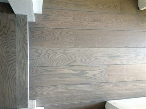 refinished wood floors   these are 7 white oak boars with