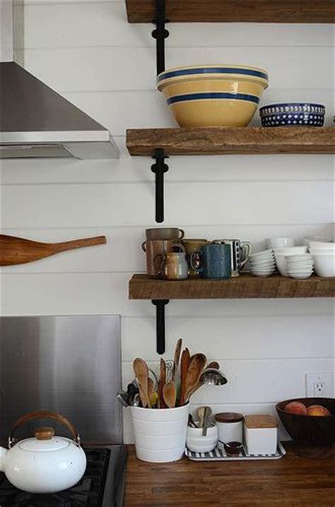 Country Style  Kitchen  Pinterest  Open Shelving, Shelf