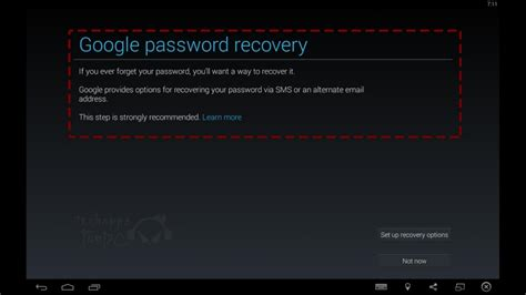 account recovery for android how to run android apps for pc using bluestacks