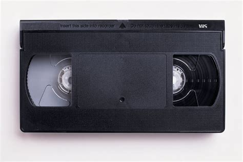 Vhs Cassette by Home System Wikip 233 Dia