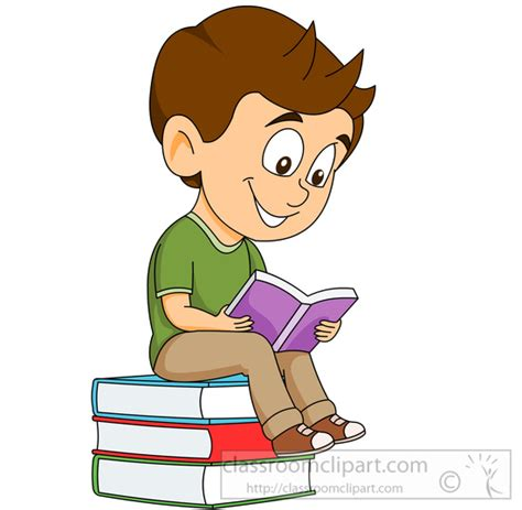 students reading clipart student reading book clipart clipartxtras