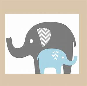 Mom And Baby Elephant Silhouette at GetDrawings com Free