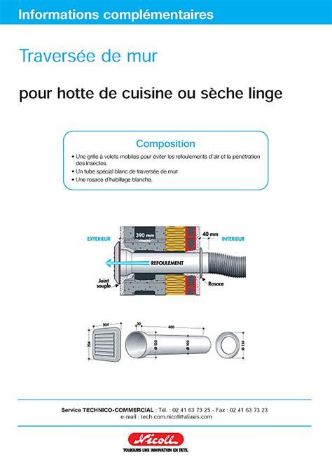 evacuation hotte aspirante cuisine gaine evacuation hotte wikilia fr