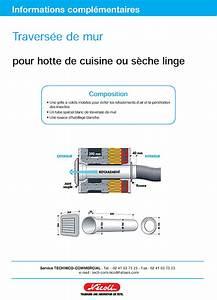 raccordement hotte de cuisine questions reponses With tuyau evacuation hotte aspirante cuisine