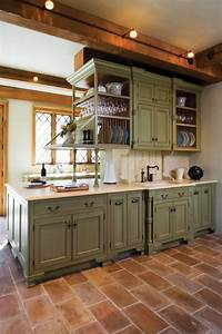 Unexpected Pop of Color: Kitchen Cabinets - How to Nest