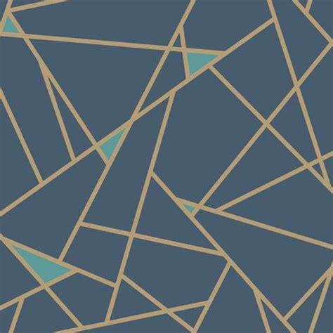 gold blue wallpaper blue wallpaper  walls teal