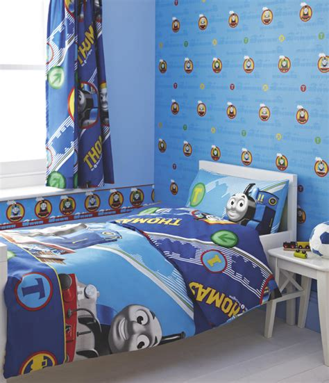 thomas the tank engine kids bedroom or nursery design
