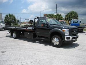 Rollback Tow Truck For Sale In Tampa  Florida