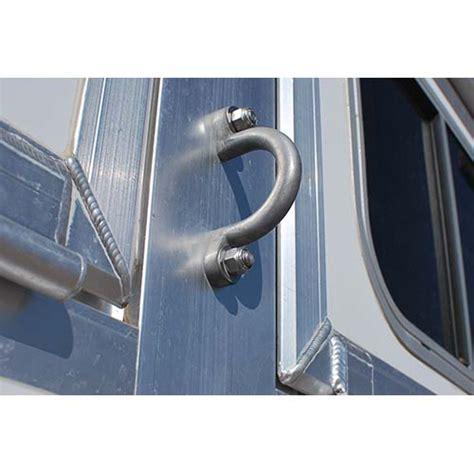 12 volt fans for horse trailer 12 volt chrome fan for the horse compartment coolhorse