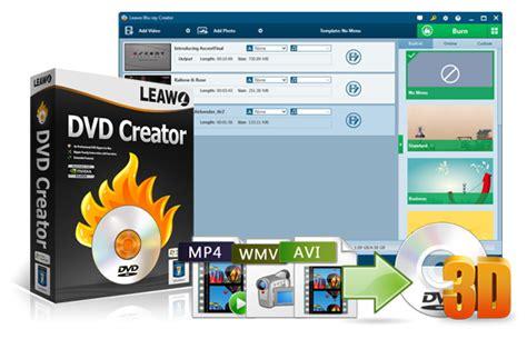 leawo dvd creator   dvd disc   video