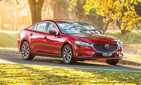 mazda  gt sedan review car review central