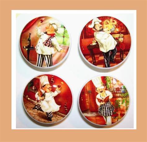 Chef Kitchen Decor Cheap by 4 Chef Dresser Drawer Knobs Chef Kitchen D 233 Cor