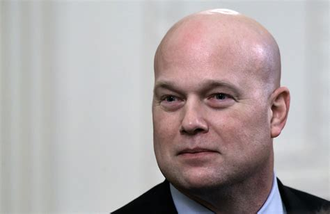Acting AG Whitaker