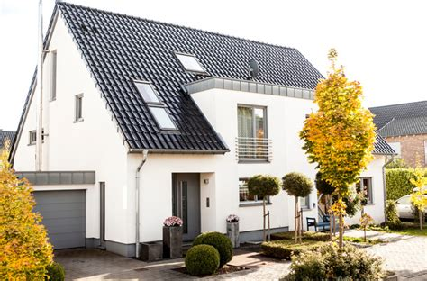 Doppelhaushälfte  Modern  Haus & Fassade Düsseldorf