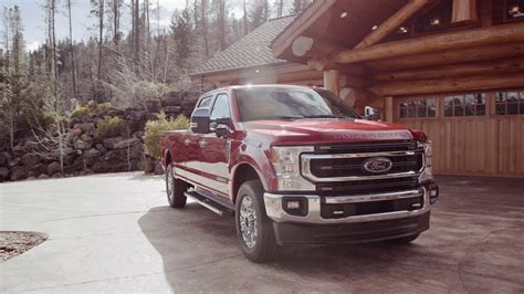 2020 Ford F 250 by 2020 Ford Duty F 250 King Ranch Footage